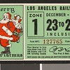 Los Angeles Railway weekly pass, 1934-12-23