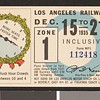 Los Angeles Railway weekly pass, 1935-12-15