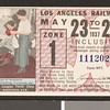 Los Angeles Railway weekly pass, 1937-05-23