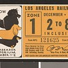 Los Angeles Railway weekly pass, 1934-12-02