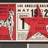 Los Angeles Railway weekly pass, 1935-05-19