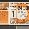 Los Angeles Railway weekly pass, 1935-11-24