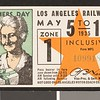 Los Angeles Railway weekly pass, 1935-05-05