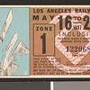 Los Angeles Railway weekly pass, 1937-05-16