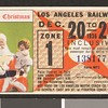 Los Angeles Railway weekly pass, 1936-12-20