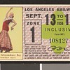 Los Angeles Railway weekly pass, 1936-09-13