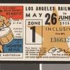 Los Angeles Railway weekly pass, 1935-05-26