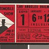 Los Angeles Railway weekly pass, 1935-01-06