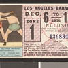 Los Angeles Railway weekly pass, 1936-12-06