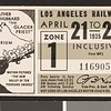 Los Angeles Railway weekly pass, 1935-04-21