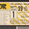 Los Angeles Railway weekly pass, 1935-09-29