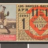 Los Angeles Railway weekly pass, 1937-04-11