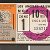 Los Angeles Railway weekly pass, 1935-11-10