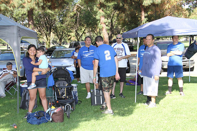 September 8, 2012 Los Angeles County Board of Supervisors Coed Softball Tournament.
