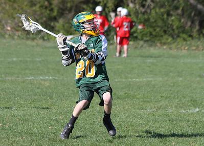 2013 Murphy Lacrosse vs Selden