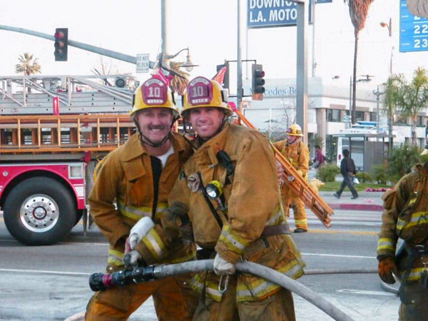 A tribute to a few good men from the LAFD!!