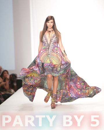 LA Fashion Weekend Spring/Summer 2013 on Oct 20