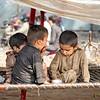 Lahore slum