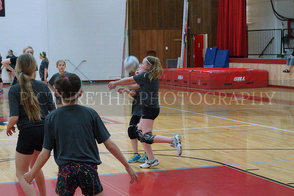 2015 Volleyball Camp