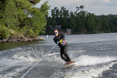 First Wakeboard of the season