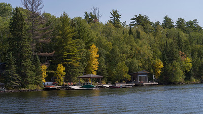 Lake of the Woods in Autumn