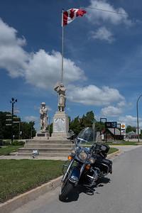 St-Pierre-Jolys War Memorial (St-Pierre-Jolys)