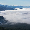 Lake Tahoe Inversion - East Shore