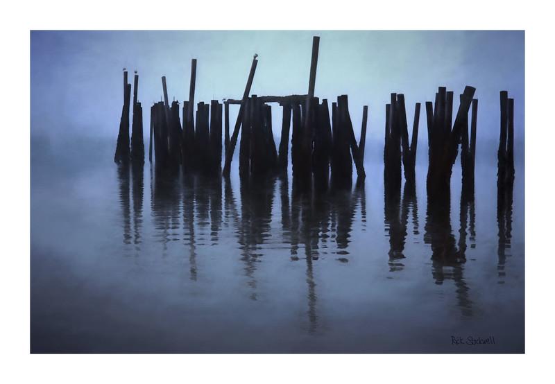 Ocean piers #2