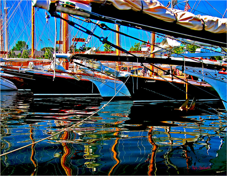 Hull reflections