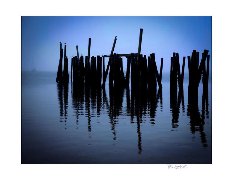 Ocean piers