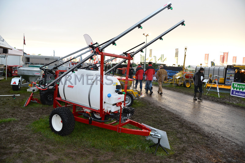 LAMMA 2014 LOGIC ATV SPRAYER 0968_1