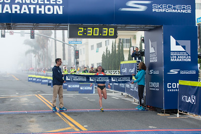 Skechers Performance Los Angeles Marathon 2016