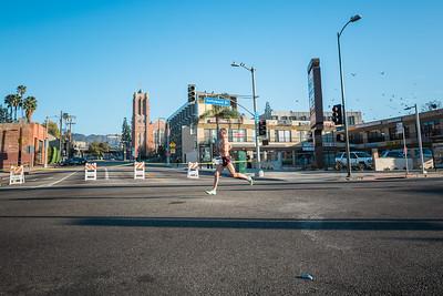 2016 Los Angeles Marathon - Stadium to the Sea - February 14, 2016