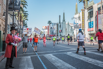 2016 Los Angeles Marathon - Stadium to the Sea - February 14, 2016