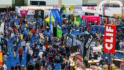 Skechers Performance Los Angeles Marathon Health & Fitness Expo 2018 at the LA Convention Center