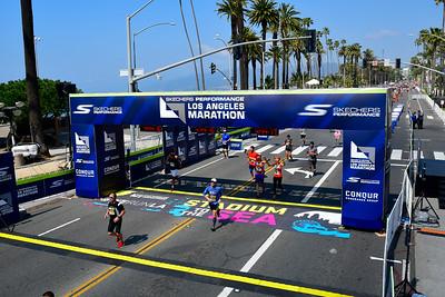 Skechers Performance Los Angeles Marathon March 24, 2019  ©2019 Rich Cruse/ LA Marathon