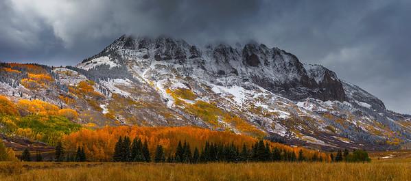 Gothic Mountain Autumn