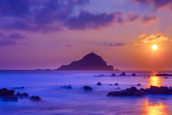 Alau Island Sunrise