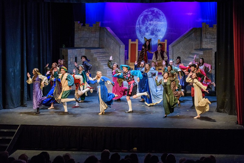 LCS ONCE UPON A MATTRESS 3-11-18---911
