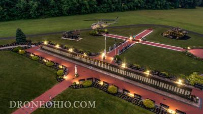 OHIO VETERANS MEMORIAL PARK - CLINTON, OHIO