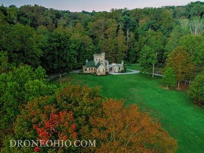 Squires Castle - September Sunrise