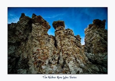 Tufa Kings - Tufa's at South Tufa's in Mono Lake, California.  - Tom Walker Photography
