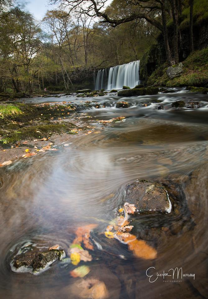 sgwd Ddwli Uchaf waterfall 2