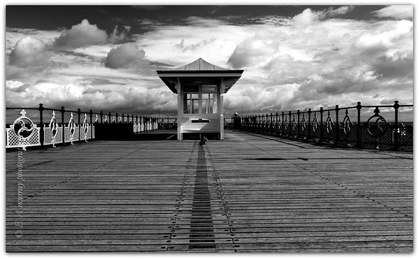 Swanage new pier