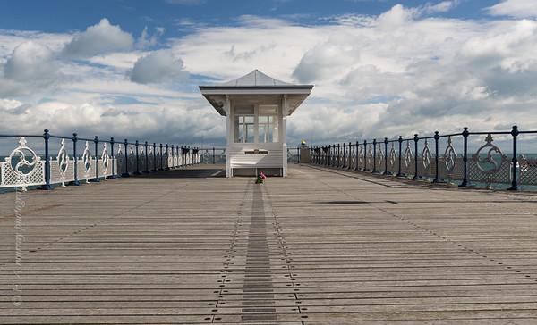 New swanage pier