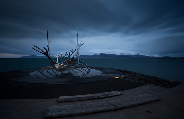 the sun voyager  solfar