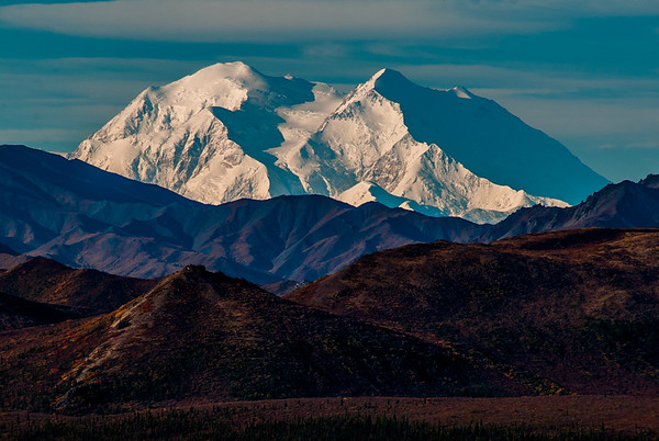 Denali at First Light