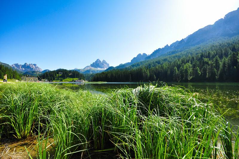Südtirol - Mesurina See