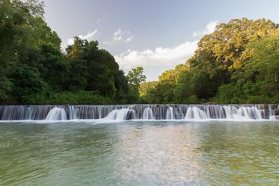 Natural Dam