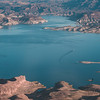 LAKE MEAD FROM ABOVE, NEVADA 2016